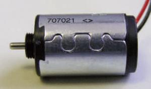 13mm Dia. Motor