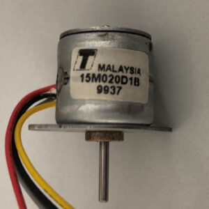 Stepper Motors - 15M020D1B