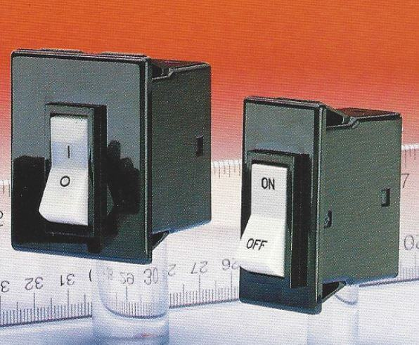 203 Magnetic Circuit Breaker - 203-222-1-62-103-4-1-1