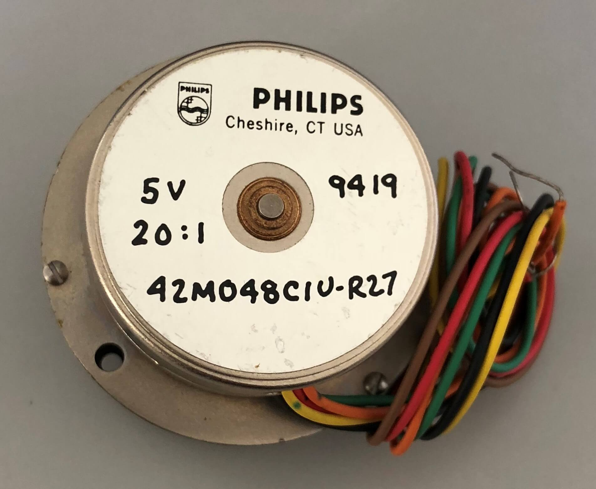 Stepper Motors - 42M048C1U-R27