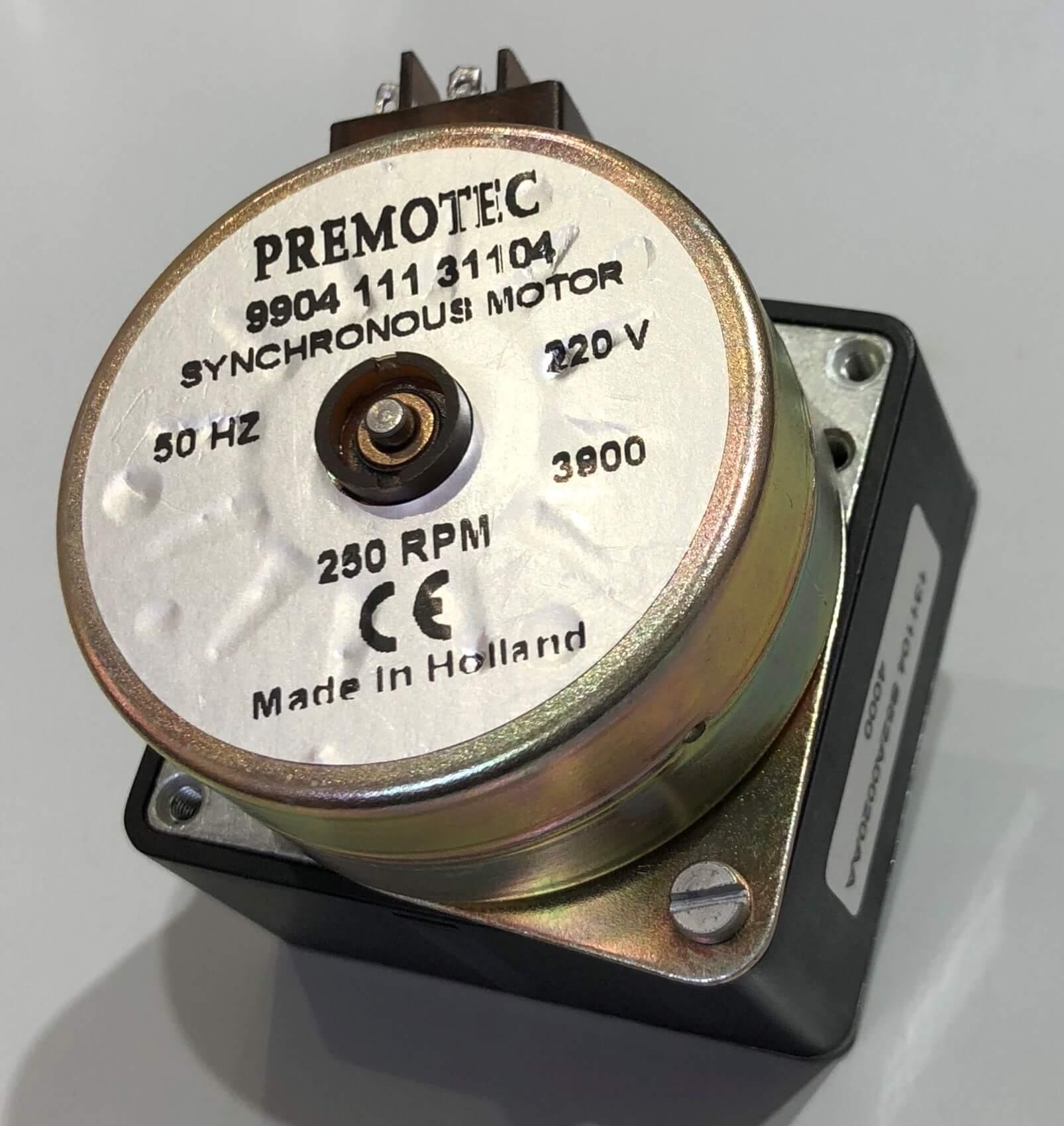 AC Motors - 9904-111-31104 + S52A0020AA