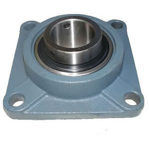 Cast Iron Bearing Housings Square Flange Unit