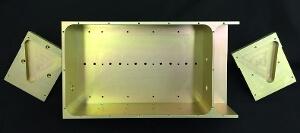Chromate Conversion - IAW Mil-DTL-5541F