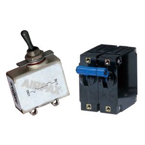 Airpax Circuit Breakers