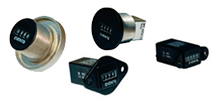 DYNATIME® Subminiature Hour Meters