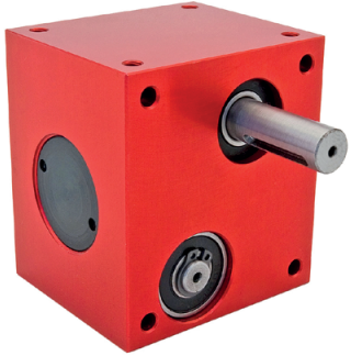 Double Reduction Worm Gear Reducers