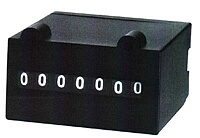 E14B Electronic Counter - 7 Digit Miniature Impulse Counters