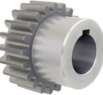 Ground Spur Gears