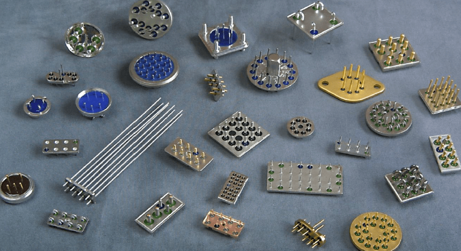 Hermetic Headers for Relay Applications