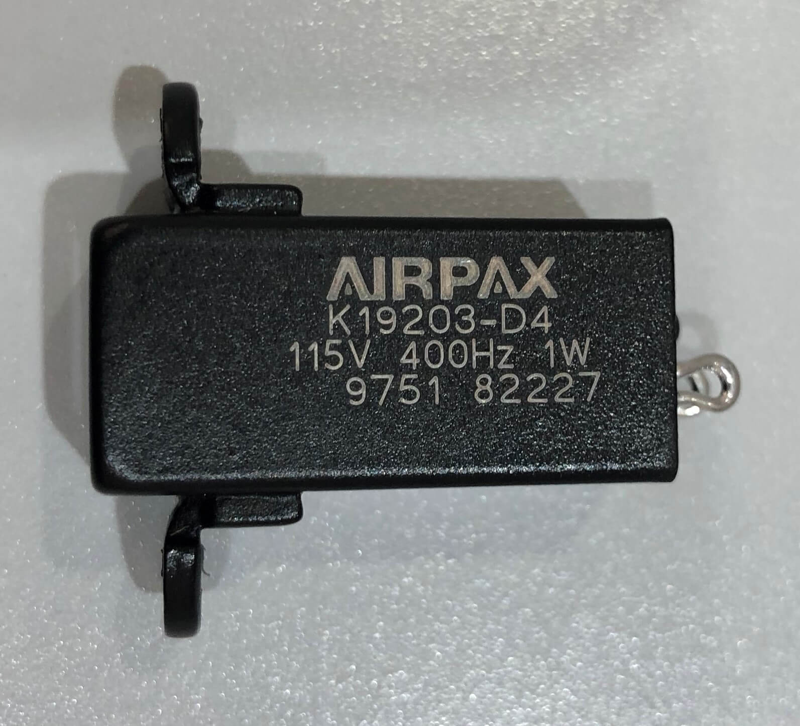 Airpax Obsolete  ETI - K19203-D4