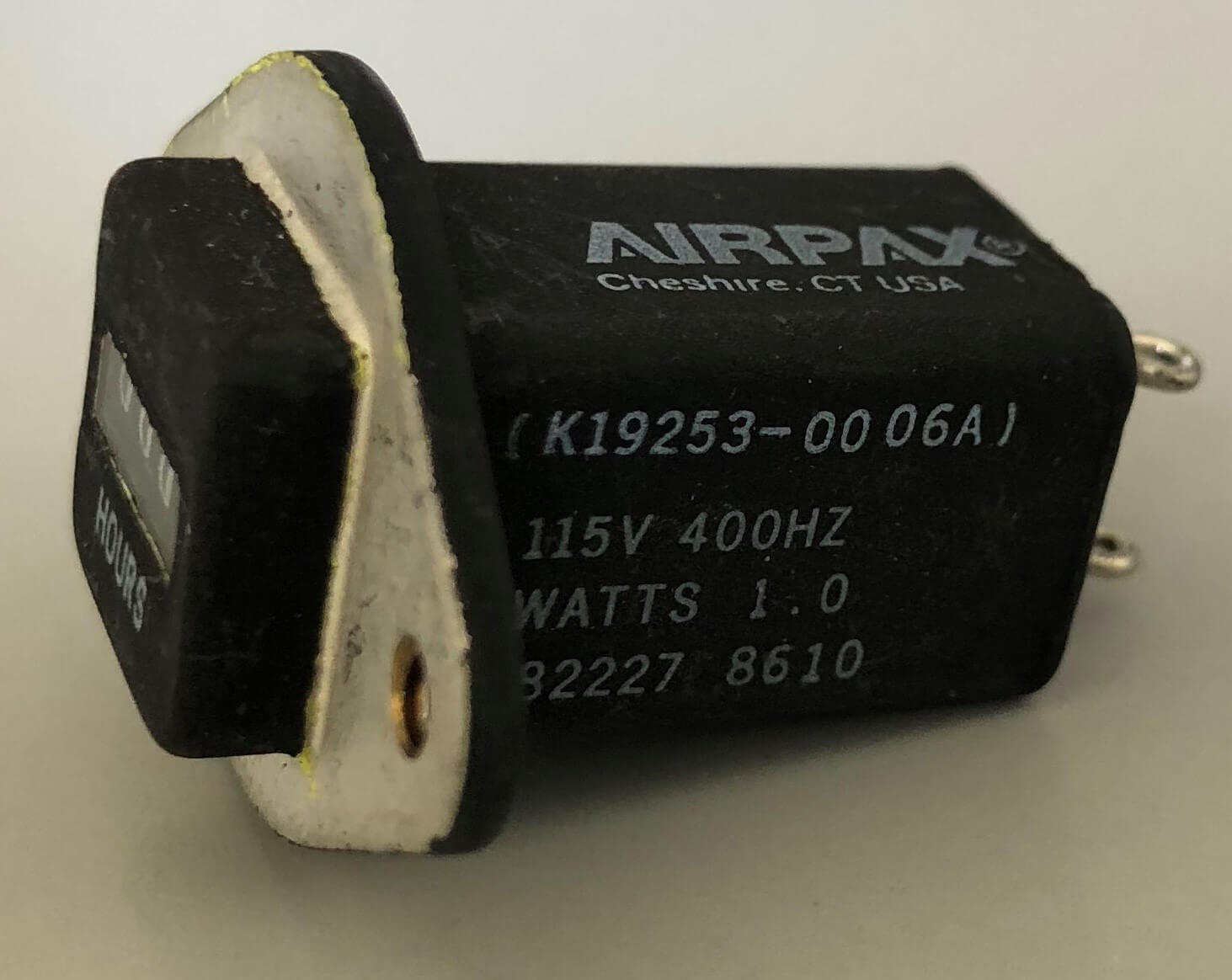 Airpax Obsolete  ETI - K19253-0006A