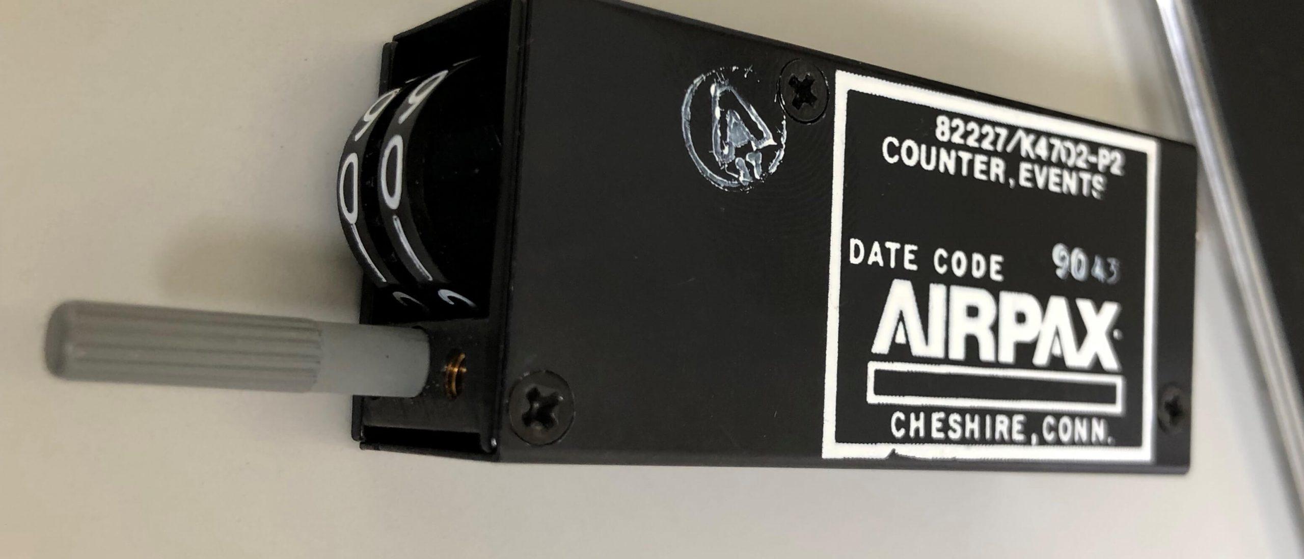 Airpax Obsolete  ETI - K4702-P2