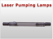 Laser Pumping Lamps