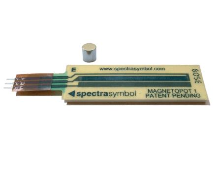 MagnetoPot - MP1-L-1000-203-5%-ST