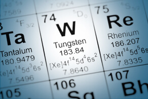 Materials-tungsten-image