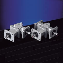Miniature Bevel & Spiral Bevel Gearboxes