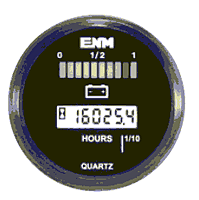 Battery Discharge Gauges - PT27
