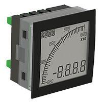 PT30 Volt, Amp Frequency Meter