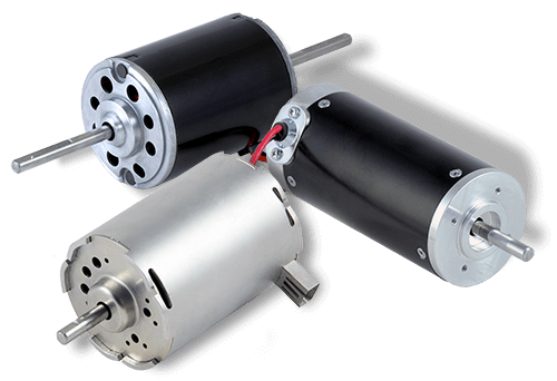 Permanent-Magnet Brush DC Motors