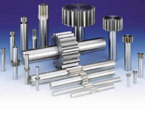Pinions & Pinion Shafts