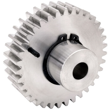 Precision Anti-Backlash Spur Gears