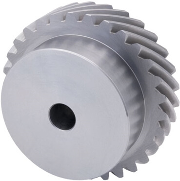 Precision Crossed Helical Gears