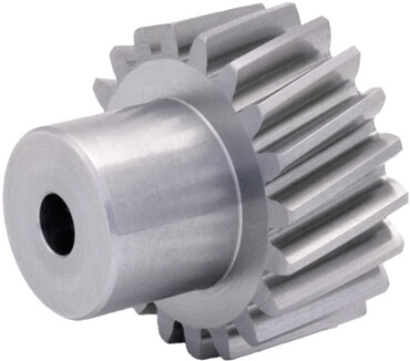 Precision Parallel Helical Gears