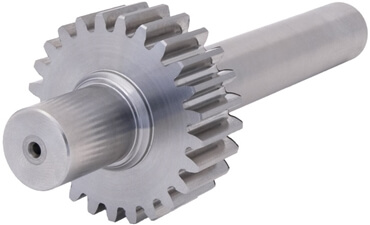 Precision Pinion Shafts