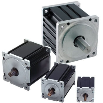 Quantum NEMA Brushless Servo Motors