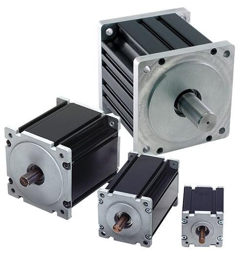Quantum NEMA Brushless Servo Motors