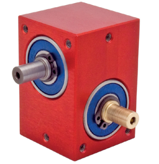 Right Angle Helical Reducers