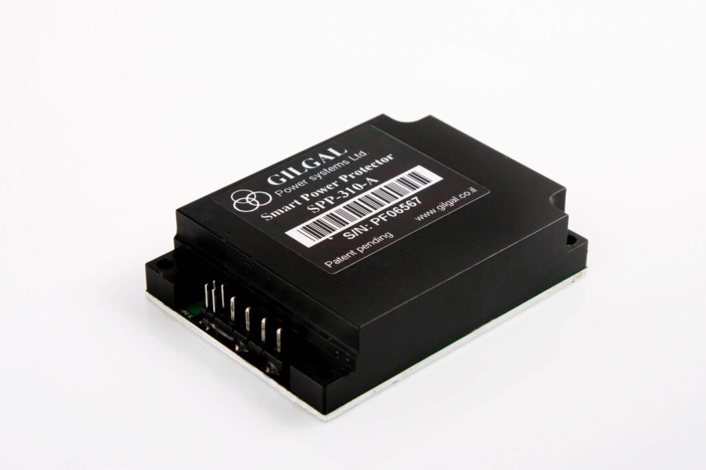 Input Power Protection - SPP-F330AN
