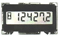 T1100 Series LCD Hour Meter C1100 Series Counter