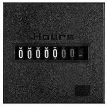 Hour Meters - T32F74D